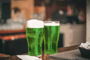 Green Beer from 10th & Terrace